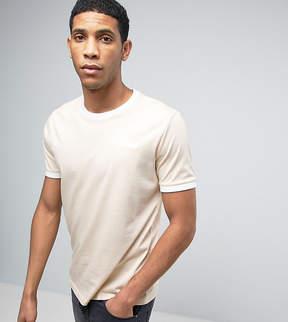 Diadora Ringer T-Shirt With Small Logo Exclusive to ASOS