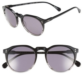 Raen Men's 'Remmy' 52Mm Polarized Sunglasses - Varley Black