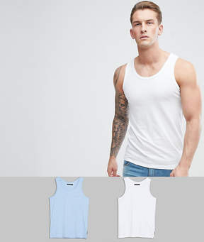 French Connection 2 Pack Tanks