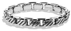 David Yurman Modern Cable Empire Link Bracelet
