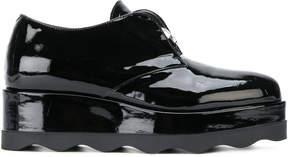 Albano rhinestone embellished platform boots
