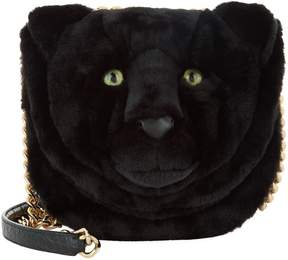 Dolce & Gabbana Panther Head Shoulder Bag - MULTI - STYLE