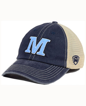 Top of the World Kids' Maine Black Bears Wickler Mesh Cap