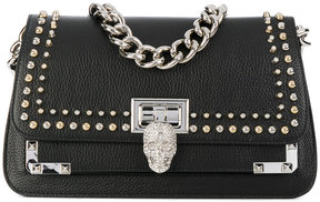 Philipp Plein skull chain shoulder bag