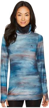 Burton Midweight Long Neck Women's Long Sleeve Pullover