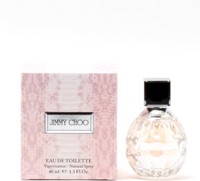 Jimmy Choo Glass Ridged Eau De Toilette Spray, 1.3 fl. oz.