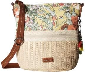 Sakroots Soft Bucket Handbags