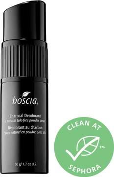 boscia Charcoal Deodorant A Natural Talc-Free Powder Spray