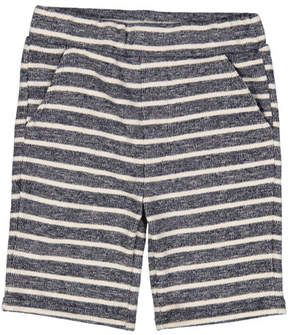 Andy & Evan Cotton-Blend Striped Shorts, Size 2-7