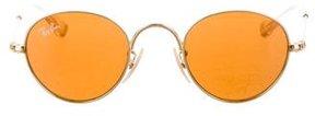 Ray-Ban Kids' Tinted Round Sunglasses