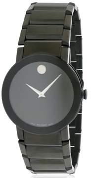 Movado Sapphire Mens Watch 0606307