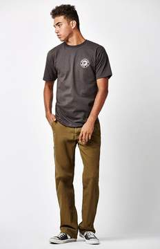 Brixton Fleet Rigid Olive Carpenter Pants