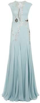 Temperley London Waterlily Long Dress