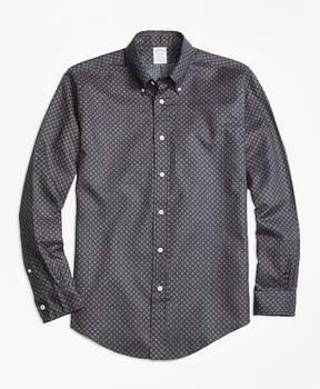 Brooks Brothers Regent Fit Printed Multi-Paisley Sport Shirt