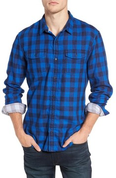 1901 Men's Duofold Check Sport Shirt