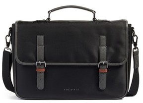 Ted Baker Men's Cattar Messenger Bag - Black