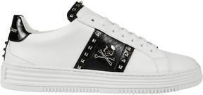 Philipp Plein Studded Skull Sneakers