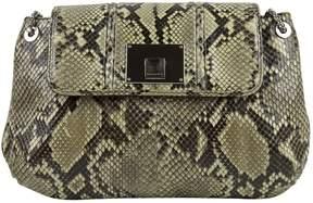 Tiffany & Co. Beige Python Handbag