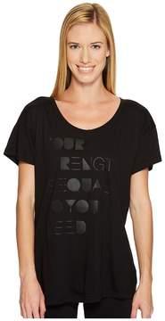 Lucy Short Sleeve Graphic Tee Women's T Shirt