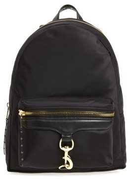 Rebecca Minkoff Always On Mab Backpack - Black - BLACK - STYLE