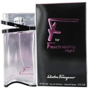 Salvatore Ferragamo F For Fascinating Night By For Women.