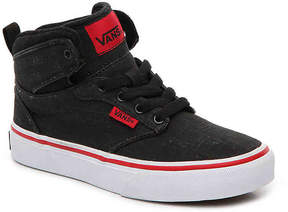 Vans Boys Atwood Hi Toddler & Youth High-Top Sneaker