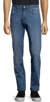 Mavi Jeans Marcus Forest Blue Slim-Straight Leg Jeans