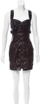 Diesel Embellished Satin Dress