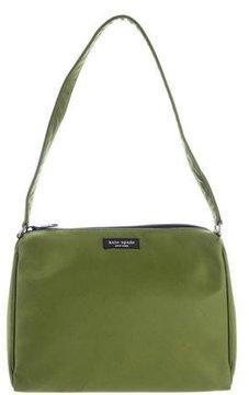 Kate Spade Nylon Shoulder Bag - GREEN - STYLE