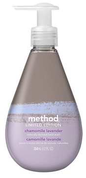 Method Products Limited Edition Gel Hand Soap Chamomile Lavender - 12oz