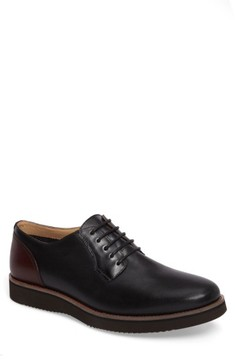 English Laundry Men's Saxon Plain Toe Derby