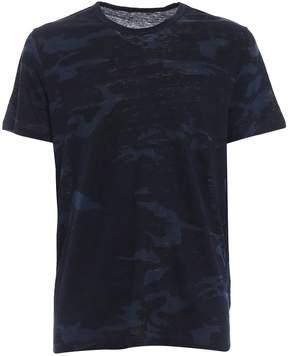 Majestic Filatures Camo T-shirt