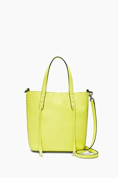 Rebecca Minkoff Mini Unlined Tote With Whipstitch - ONE COLOR - STYLE