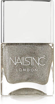 Nails Inc Holographic Top Coat - Electric Lane