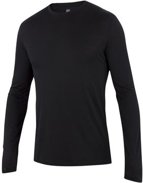 Ibex Essential Long-Sleeve Crew Shirt