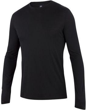 Ibex Essential Long-Sleeve Crew Shirt