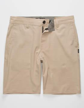 O'Neill Locked Slub Khaki Mens Hybrid Shorts