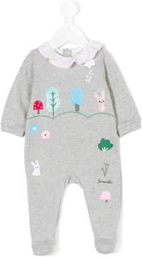 Simonetta embroidered pyjama