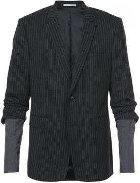 Christian Dior layered sleeve blazer