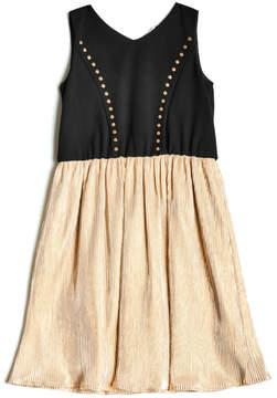 GUESS Studded Metallic Dress (7-18)