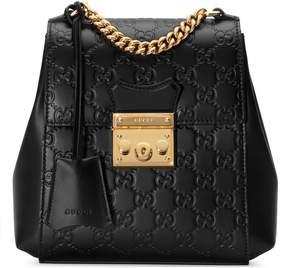 Gucci Padlock Signature backpack