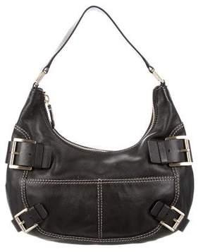 MICHAEL Michael Kors Leather Hobo Bag