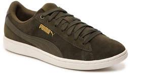 Puma Women's Vikky Lo Suede Sneaker - Women's's