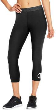 Champion Women's Everday Graphic Capri Leggings