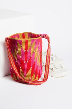 Azul Crochet Bag by Free People