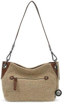 The Sak Women's Indio Crochet Small Hobo Bag