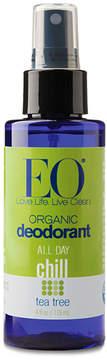 EO Organic Deodorant Spray - Tea Tree by 4oz Deodorant)