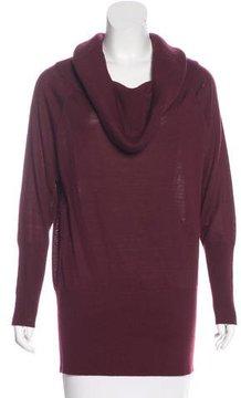 Ella Moss Wool Long Sleeve Sweater