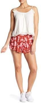 Billabong La Jupe Patterned Shorts