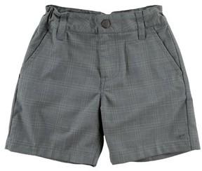 O'Neill Toddler Boy's Delta Plaid Shorts